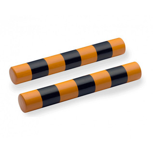 Stagg Shaker Claves Yellow/Black (Pair)