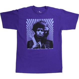 Fender Jim Hendrix 'Kiss The Sky' T-Shirt Large