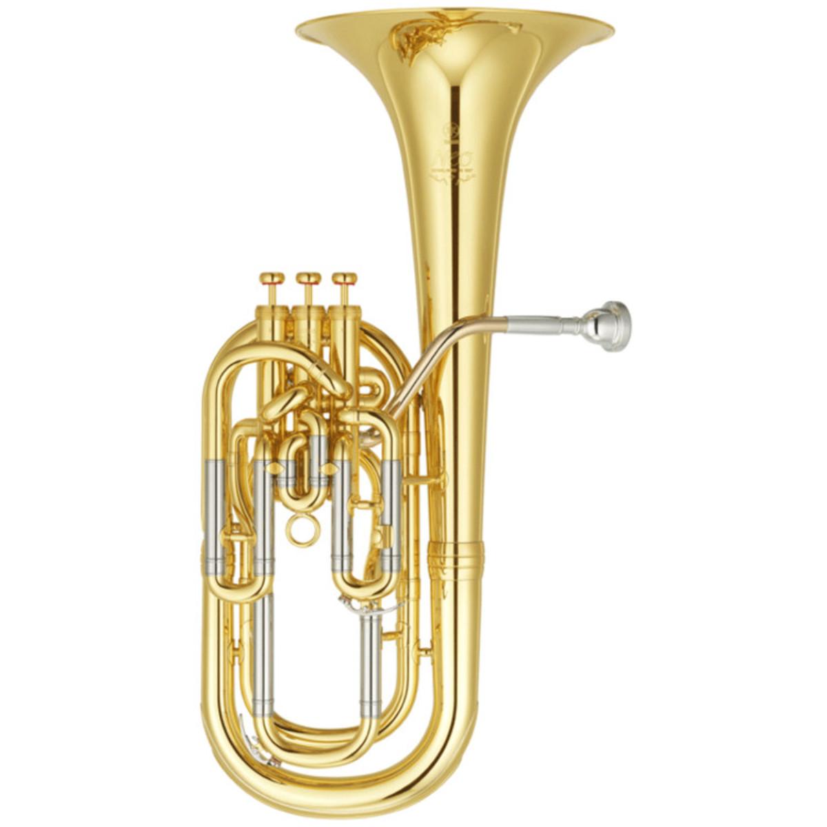Yamaha YBH831 Neo Baritone Horn, Gold at Gear4music.com