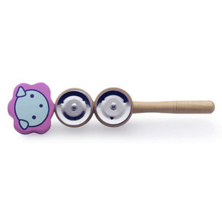 Stagg Wooden Jingle Stick (Dog)