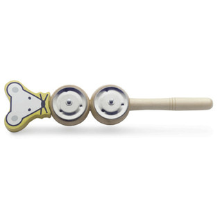 Stagg Wooden Jingle Stick (Mouse)