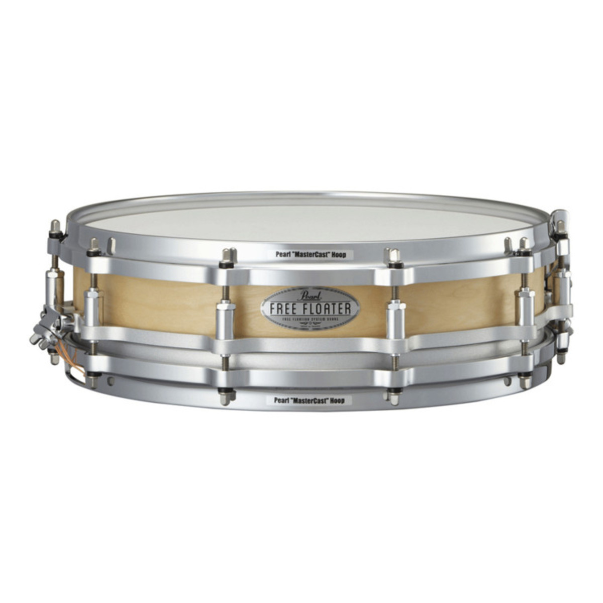 Pearl FTBB1435 Free Floating 14 x 3.5 Snare Drum Birch