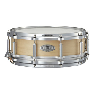 Pearl 14 Inch x 5 Inch 6-ply Maple Free Floating Snare Drum