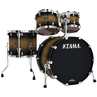 Tama Starclassic Maple 4 Piece 22'' Shell Pack, Harvest Dusk Burst