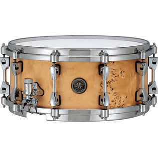 Tama Starphonic 14 x 6.5in Snare Drum, Satin Maple Burl
