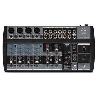 Wharfedale Connect 1202FX/USB 12 Channel Mixer with USB Connectivity