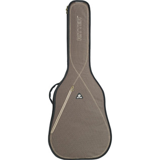 Ritter Session RGS3 Guitar Bag, Folk/Auditorium, Leather brown