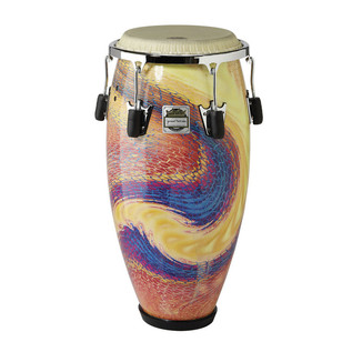 Remo 28 x 12 Inch Jimmie Morales Conga, Serpetine Day