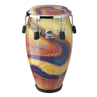 Remo 28 x 11.75 Inch Jimmie Morales Conga, Serpetine