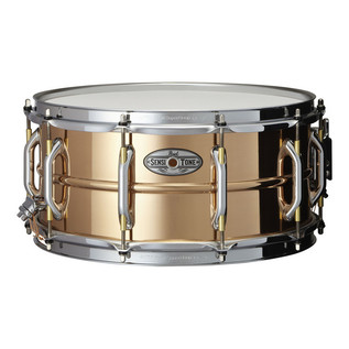 Pearl Sensitone Premium Snare Drum 14 In x 6.5 In, Phosphor Bronze