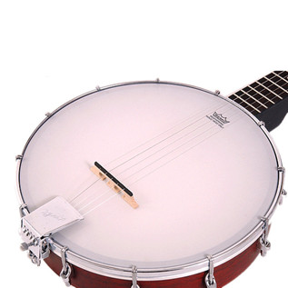 Ozark 5 String Banjo, with Gig Bag