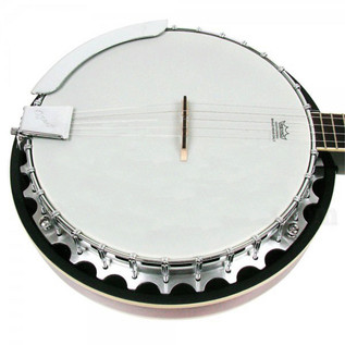 Ozark 5 String Banjo, with Padded Cover