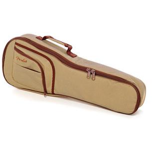 Fender Urban Concert Ukulele Bag, Tweed
