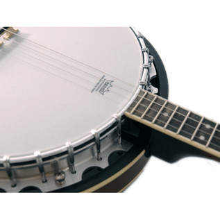Ozark 2104TS Tenor Banjo, Short Scale