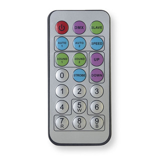 Stagg Infrared Remote For Stagg Pro Lighting
