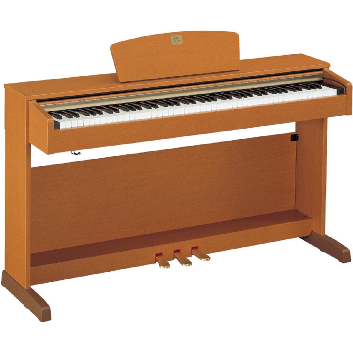 Disc yamaha clavinova clp320c cherry at for Yamaha digital piano clavinova