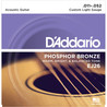 D ' Addario EJ26 Phosphorbronze, Custom Light, 11-52