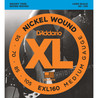 D'Addario EXL160 Bass Guitar Strings, Medium 50-105, Long Scale