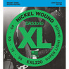 D'Addario EXL220 Basguitar strenge, Super Light 40-95, lange skala