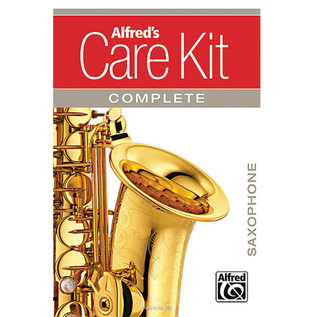 Alfred's Care Kit Complete: Alto Sax