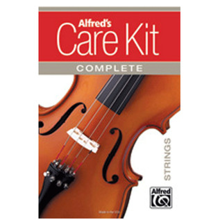 Alfreds Complete Strings Care Kit