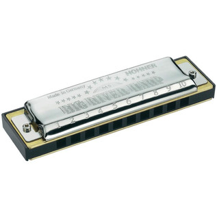 Hohner Big River Harp, Key of F