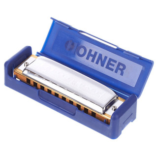 Hohner M533076 Blues Harp MS, Key of F#