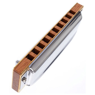 Hohner Blues Harp MS, Key of Bb