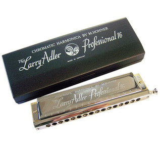 Hohner Larry Adler 64, Key of C