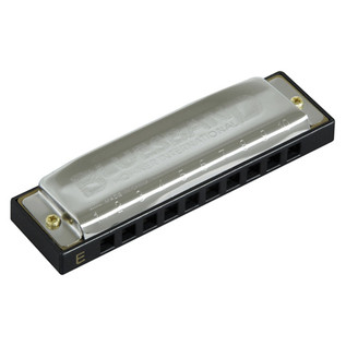 Hohner Bluesband 7 Piece Harmonica Set, with Case