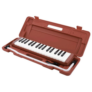 Hohner Student 32 Melodica, Red