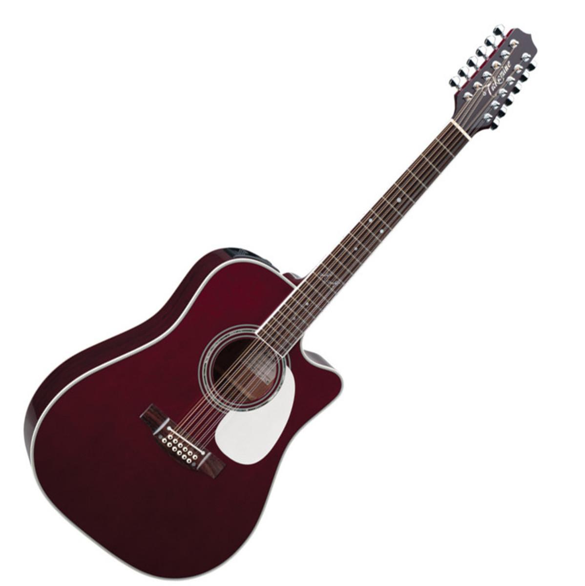 takamine jj325src 12 john jorgenson 12 string electro acoustic guitar at