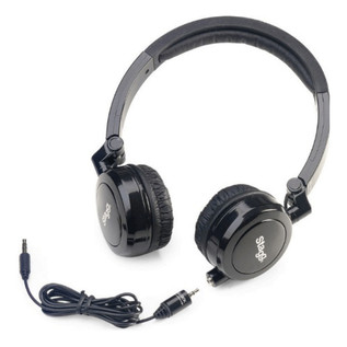 Stagg SHP-I500 Deluxe Headphones, Black