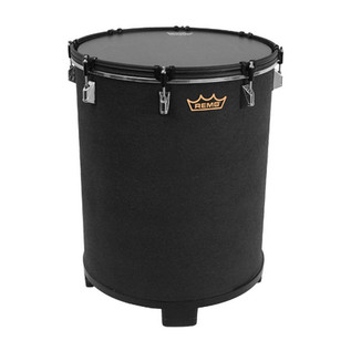 Remo 16 Inch Bahia Bass Drum, Back Earth Fabric