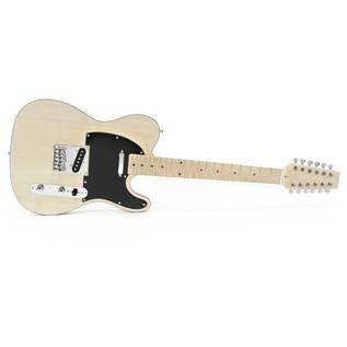 12 String Knoxville Electric Guitar DIY Kit