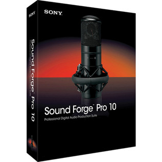 Sony Sound Forge Pro 10 - Education