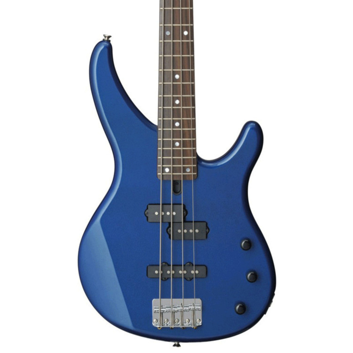 yamaha trbx174 guitare basse bleu m tallique fonc. Black Bedroom Furniture Sets. Home Design Ideas