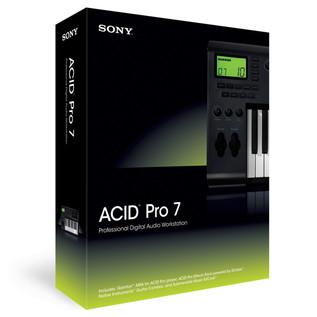 Sony Acid Pro 7 Education
