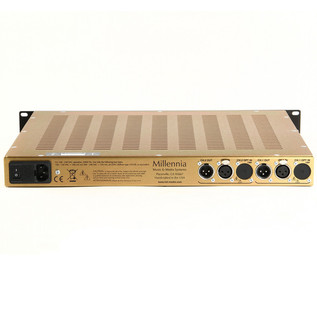 HV-3C Stereo Microphone Preamp