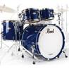Pearl Masters Premium Legend 22 Am. Fusion Shells, Navy Blue Sparkle