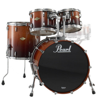 Pearl Masters Maple MCX 20'' Fusion Shell Pack, Chestnut Fade