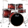 Pearl Vision Maple VML 22'' Fusion Shell Pack, Volcano Burst