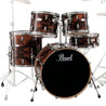 Pearl Vision Maple VML 20'' Fusion Shell Pack, Feather Walnut