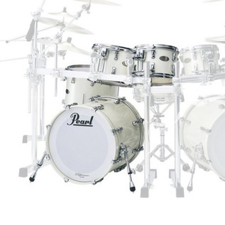 Pearl Reference 22 Inch Fusion Shell Pack, Arctic White