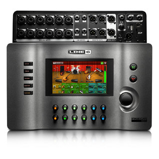 Line 6 StageScape M20d 20 Input Digital Mixer - alt
