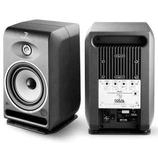 Focal CMS 65 Compact Studio Monitor (Single)