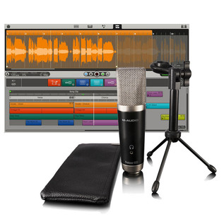 Vocal Studio USB Microphone