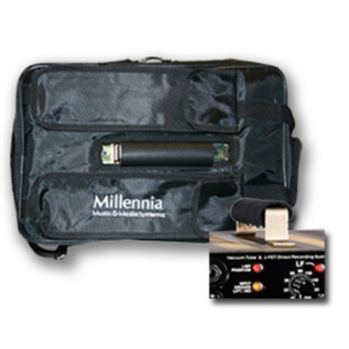 Millennia Media Padded Cordura Nylon Logo Carrying Bag for TD-1