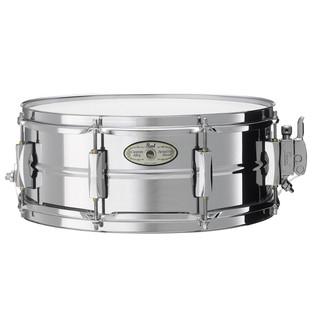 Pearl Vision Sensitone Steel 14'' x 5.5'' Snare Drum