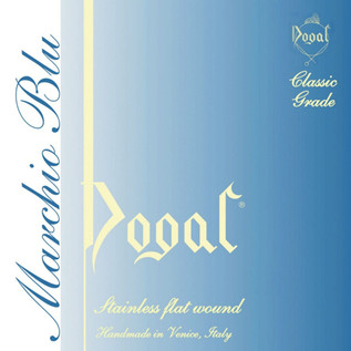 Dogal Blue Label Cello D String (4/4)